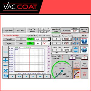 vac product DST3-T monitor