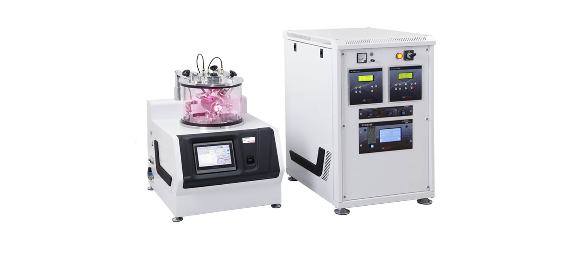 Sputter Coater and Thermal Evaporator