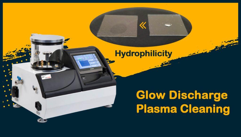Glow Dishcarge Plsama Cleaning | Vacuum Plasma