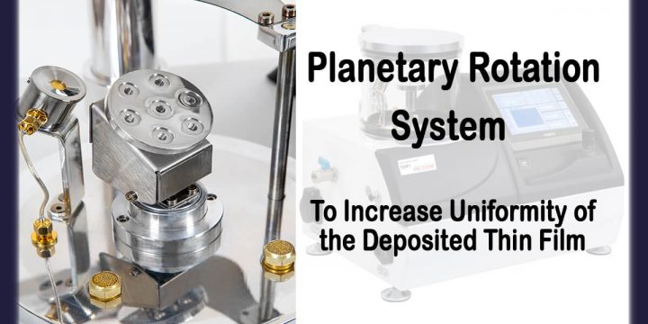 Upgrading the Sample Planetary Rotation System