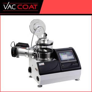 Desk Sputter & Carbon Coater - DSCT Three Shot Framed   VacCoat Product