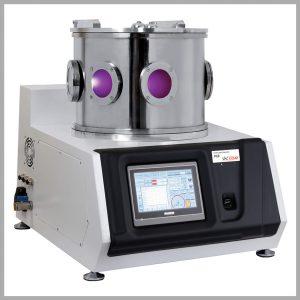 Pulsed Laser Deposition System - PLD-T Three Shot Grey Framed | VacCoat Product